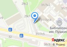 Компания «Геометрия» на карте