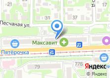 Компания «Белорусский» на карте