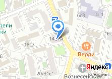 Компания «Лига кооператоров и предпринимателей России» на карте