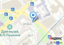 Компания «INTEX» на карте