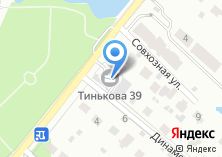 Компания «Монтажстрой» на карте