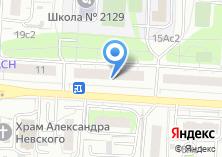 Компания «Аркон Мебель» на карте