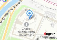 Компания «Собор Спаса Нерукотворного образа (Спасо-Андроников монастырь)» на карте