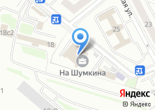 Компания «Мультитур» на карте