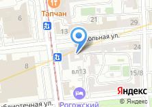 Компания «АЙГОФРО» на карте