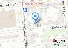 Компания «Институт социологии РАН» на карте