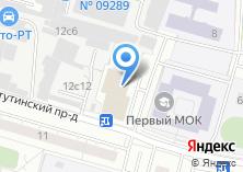 Компания «Страховой центр» на карте