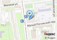 Компания «ДэнСтом» на карте