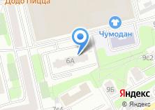 Компания «СервисГрад» на карте