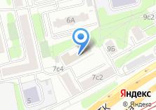 Компания «Первое проектно-сертификационное бюро» на карте