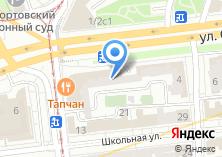 Компания «Япоша» на карте