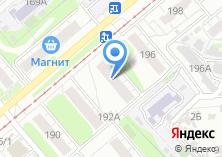 Компания «Эсте» на карте