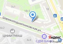 Компания «Клим-Стекло» на карте