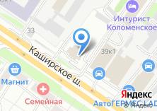Компания «Московский Центр Боевых Искусств» на карте