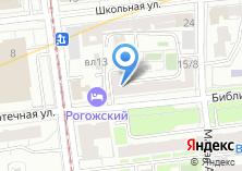 Компания «МВА Телеком» на карте