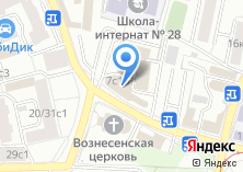Компания «Строительная компания Русь» на карте