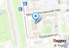 Компания «КБ Стройкредит» на карте