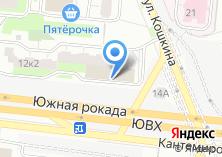 Компания «Кирюшкина Л.А» на карте