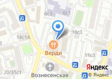 Компания «ITERiCA» на карте