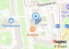 Компания «Мир вольеров» на карте