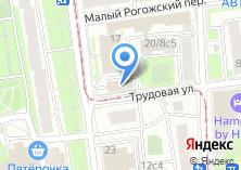 Компания «Саунтрек» на карте