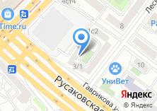 Компания «РЭУ Красносельского района» на карте
