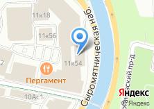 Компания «КБ БФГ-Кредит» на карте
