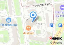 Компания «АбитарСтройИнвест» на карте