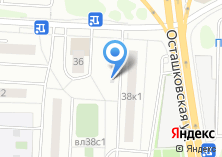 Компания «СО-СН» на карте