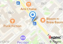 Компания «Новь» на карте