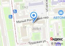 Компания «Вентстрим» на карте