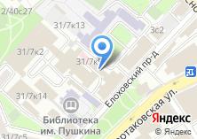 Компания «Елоховская площадь» на карте