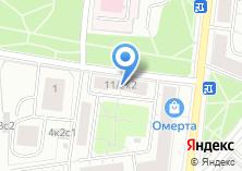 Компания «Учебно-консультационный центр по ГО и ЧС» на карте