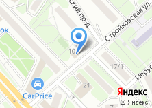 Компания «Дугаров В.А» на карте