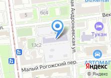 Компания «Детский сад №1939» на карте
