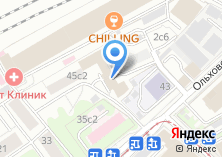 Компания «Предсказания судьбы» на карте