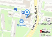 Компания «Парикмахерская эконом-класса» на карте