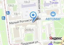 Компания «Московский областной информационно-аналитический культурный цент» на карте
