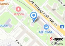 Компания «Фирменный Магазин Kerama Marazzi на Волгоградке» на карте