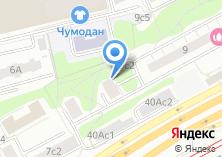 Компания «ГРУППА КОМПАНИЙ ГЕПАРД» на карте