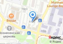 Компания «СМУ-3» на карте