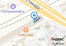 Компания «Диамонд» на карте