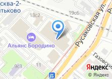 Компания «Seohelp24» на карте