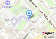 Компания «Школа №345 им. А.С. Пушкина с дошкольным отделением» на карте