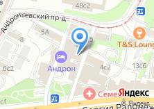 Компания «13 год» на карте