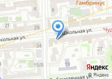 Компания «Центральные научно-реставрационные проектные мастерские» на карте