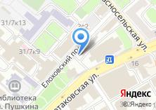 Компания «Елоховское подворье» на карте