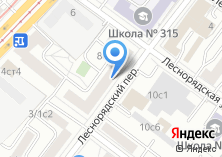 Компания «Красносельский» на карте