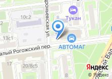 Компания «Будь как дома» на карте