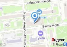 Компания «Имидж-сити» на карте